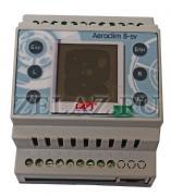 Контроллер Aeroclim 8-SV (вид сверху)