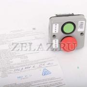 Пост управления кнопочный ПКЕА-322-2 фото 1