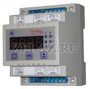 ПИД-регулятор одноканальный на DIN-рейку РП1-D - фото