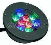 Светильник Sprut-9 GR RGB - фото