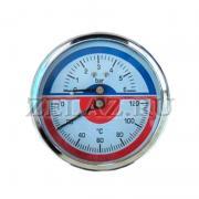 Термоманометр 10 bar/120C осевой - фото