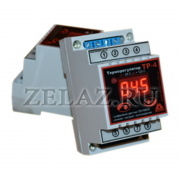 Терморегулятор (реле температурное) ТР-4 на Din-рейку - фото