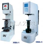 Твердомер Бринелля HBA-1 и HBA-3 - фото
