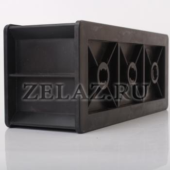 Форма куба 3ФК-70 пластиковая неразборная - фото 2