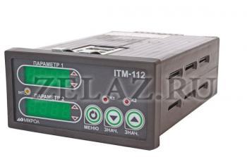 Индикатор ИТМ-112 - общий вид