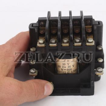 Магнитный пускатель ПМЕ-111В 36В к тестомесильной машине Л4-ХТВ - фото 3