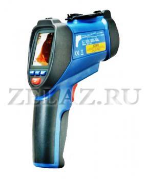 Пирометр со встроенной камерой DT-9862S - фото