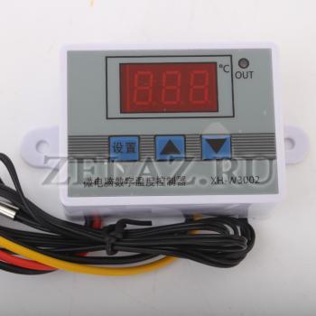Регулятор температуры XH-W3002 цифровой - фото 3