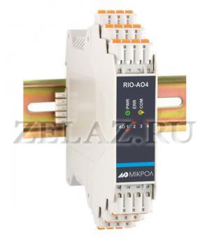 фото модуля  RIO-AO4