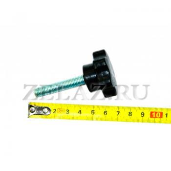 Ручка-звездочка для котла М8х60 - фото