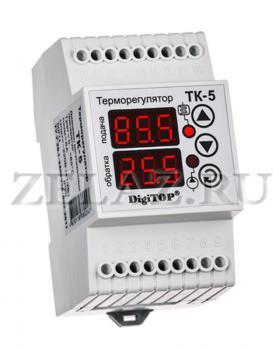 Терморегулятор ТК-5 (в) - фото