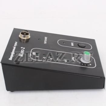 Микрофонный пульт Макс-2 - фото 2