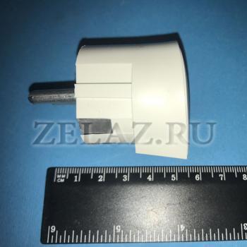 Вилка штепсельная ВШ-ц-20-б-01-10/250 - вид сбоку